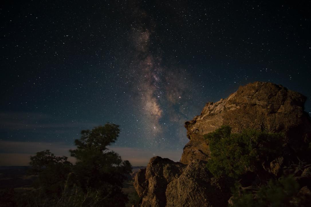 astrolandscape photo by Rick Hatch