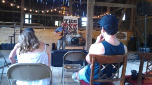 music, musings, and makings at The Back Porch Fest