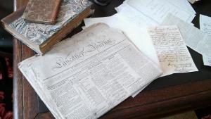 historic newspaper