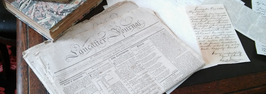 historic newspaper